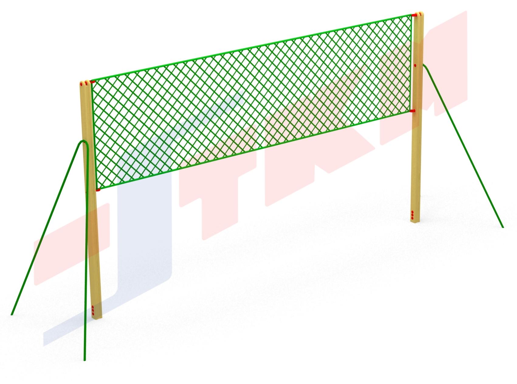 Крепление волейбольной сетки к стене своими руками